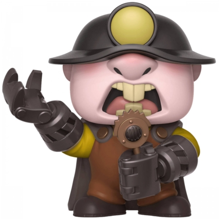 Pop! Disney Incredibles 2 - Underminer #370 - Funko
