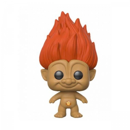 Pop! Good LUCK TROLLS - Orange TROLL #04