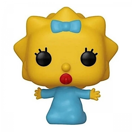 Pop! THE Simpsons - Maggie Simpson #498 - Funko