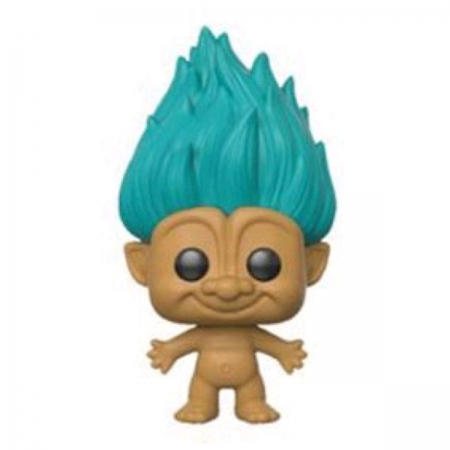 Pop! TROLLS - Teal TROLL #02