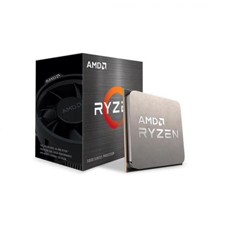 Processador AMD RYZEN 5 5600X (AM4) - 100-100000065BOX