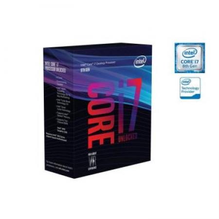 Processador Core I7 LGA 1151 INTEL BX80684I79700 OCTA Core I7-9700 3.0GHZ 12M Cache 9GER com Video