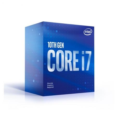 Processador INTEL 10700F Core I7 (1200) - 2.90 GHZ BOX - BX8070110700F - 10A GER