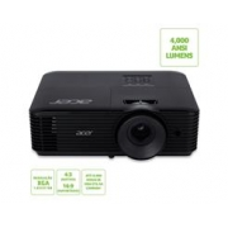 Projetor ACER X1226AH 4.000 ANSI Lumens DLP XGA HDMI - MR.JR811.014