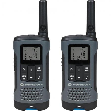 Radio Comunicador Motorola Talkabout T200BR Cinza