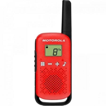 Radio Comunicador Talkabout 25KM T110BR Vermelho Motorola - PAR / 2