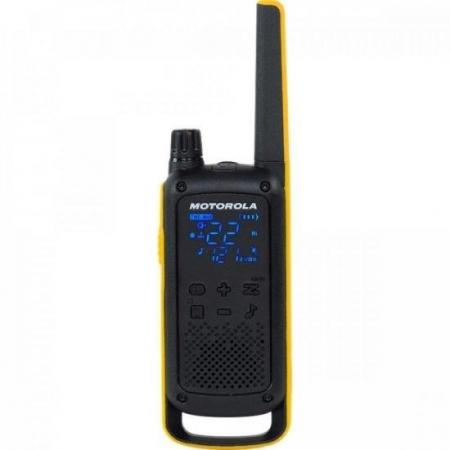 Radio Comunicador Talkabout 35KM T470BR AMARELO/PRETO Motorola - PAR / 2