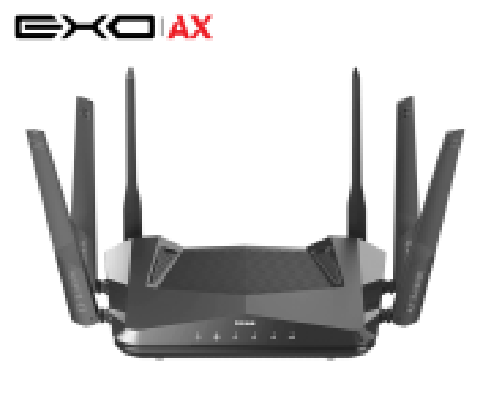 Roteador D-LINK DIR-X5460 Wireless WI-FI 6 5400MBPS - DIR-X5460