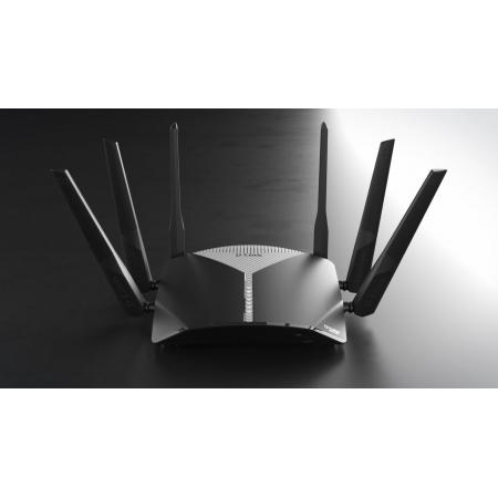 Roteador D-LINK Wireless SMART MESH AC 3000MBPS - DIR-3040