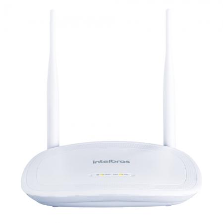 Roteador Intelbras Wireless N 300MBPS IWR 3000N