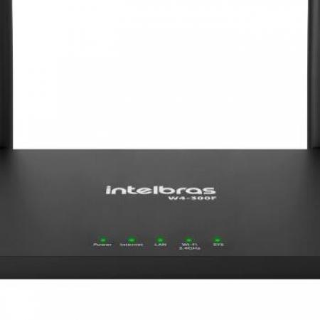 Roteador Wireless 300MBPS W4-300F 4750089