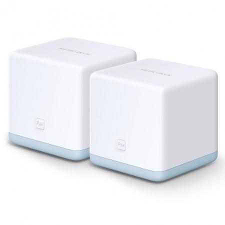 Roteador Wireless Mercusys Halo S12 2 PCS AC1200 1200MBPS