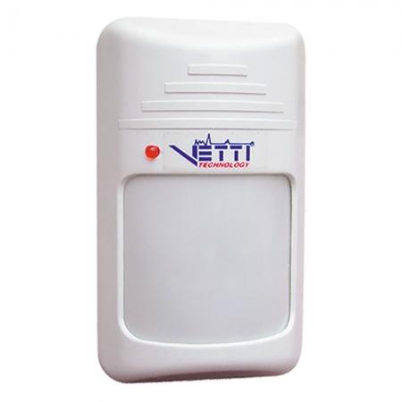 Sensor de Presenca com Fio Vetti IVP PET Immunity