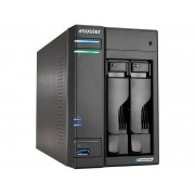 Sistema de Backup NAS Asustor AS6602T INTEL Quad Core J4125 2GHZ 4GB DDR4 Torre 02BAIAS
