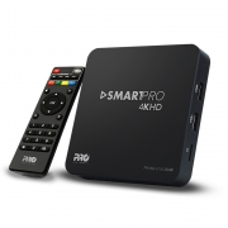 Smartbox Proeletronic PROSB-2000/2GB Wifi 4K 2GB