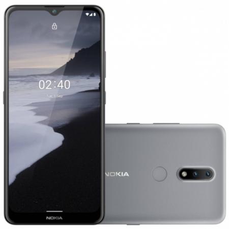 Smartphone Nokia 2.4 Tela 6,5