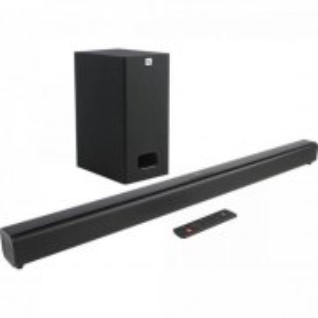 Soundbar com Subwoofer 2.1 Bluetooth 110W Cinema SB130 Preto JBL
