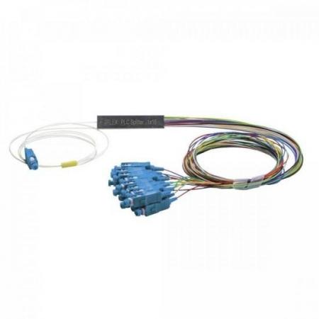 Splitter Optico Balanceado 1X16 2F-FSPLIT-X16-SC-UPC 2FLEX