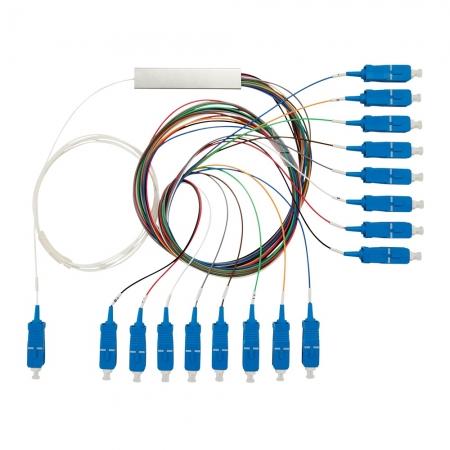 Splitter Optico Balanceado 1X16 SC/UPC XFS 1161