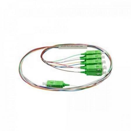 Splitter Optico Balanceado 1X8 2F-FSPLIT-X8-SC-APC 2FLEX