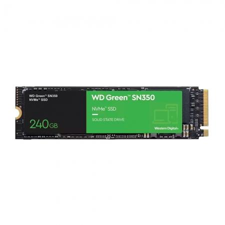 SSD 240GB M.2 SN350 Pcie WD WDS240G2G0C #