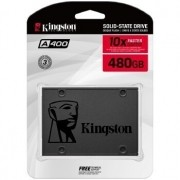 SSD Kingston 480GB - SA400S37/480G