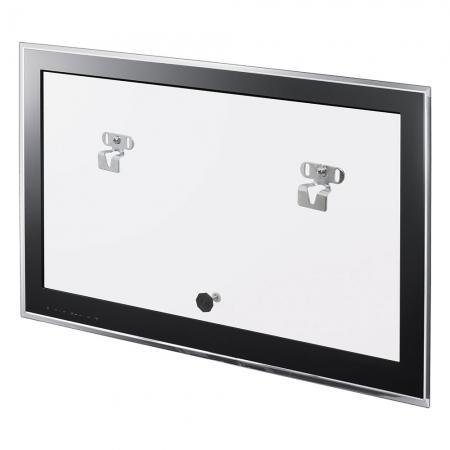 Suporte para TV LCD de 10  a 55  Modelo Articulado SBRP130 PRETO- com Inclinacao de Altura 15AO