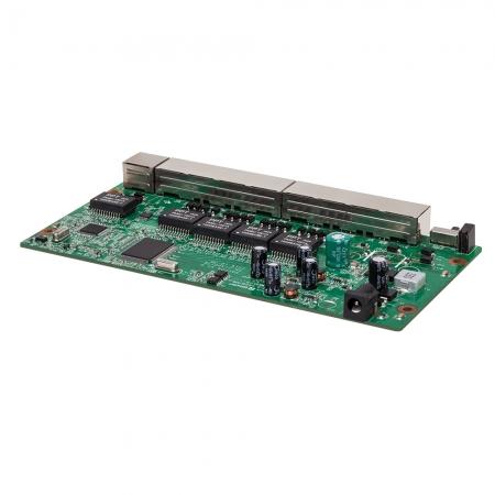 Switch 08 Portas Intelbras SF910 Poe Reverso 4760036