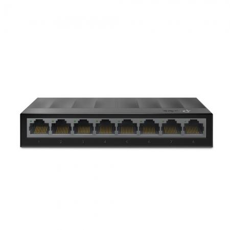 Switch 08 Portas TP-LINK LS1008G Gigabit 10/100/1000MBPS
