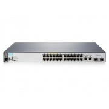 Switch HPE Aruba 2530 (J9782A) 24 10/100 2-SFP L2 Gerenciavel