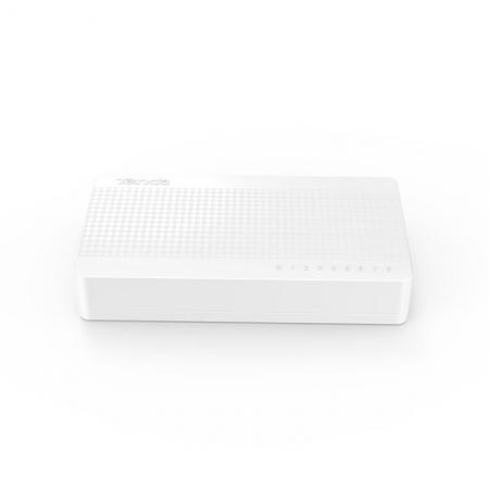 Switch Tenda ETHERNET 10/100 MBPS Desktop com 8 Portas - S108