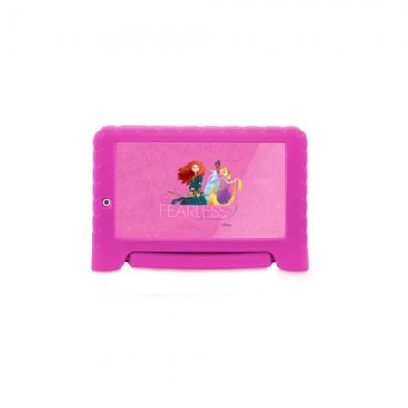 Tablet Multilaser Disney Princess PLUS 7  Bluetoot 8GB NB281