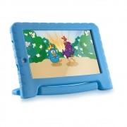 Tablet Multilaser KID PAD Quad Core 8GB AZUL 7