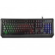 Teclado C3 TECH Multimidia  USB Preto (KB2237-2 BK)
