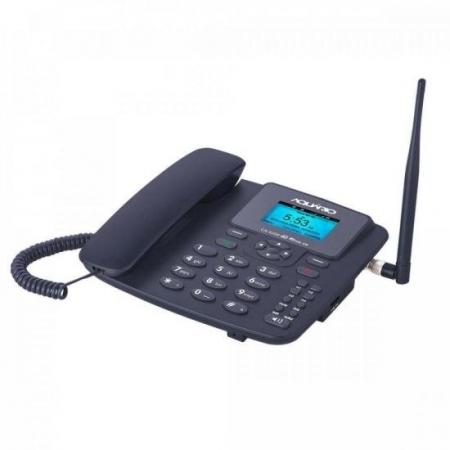 Telefone Celular de Mesa WI-FI 4G CA-42SE Aquario