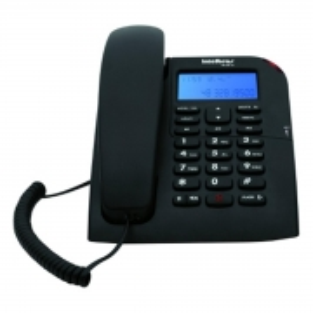 Telefone com Fio TC60 ID Preto - 4000074