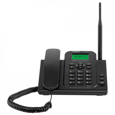 Telefone Intelbras Celular Fixo 4G C/ Wifi CFW 9041 - 4119041