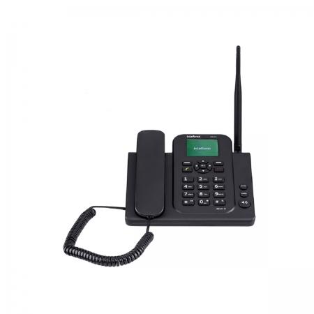 Telefone Intelbras CFW8031 Celular Fixo 3G Wifi GFW 4118031