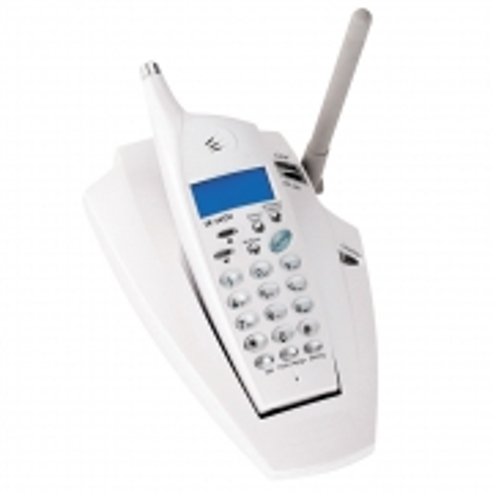 Telefone T-KLAR TK-SEFIC Branco sem Fio