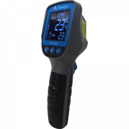 Termometro Infravermelho MT-320B Preto Minipa