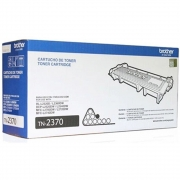 Toner Brother TN2340 Preto (2740DW/2720DW/2540DW/2520DW/2360DW/2320D)