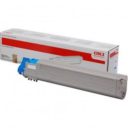Toner OKI Preto C911MDI - 38K - 45536537BR