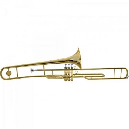 Trombone de Pisto BB HSL-900L Laqueado Harmonics