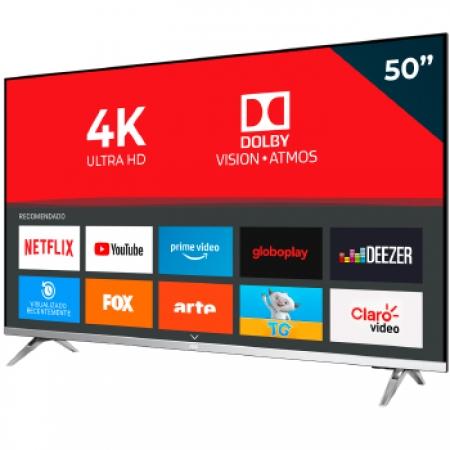 TV 50P AOC LED SMART 4K Wifi USB HDMI - 50U6305