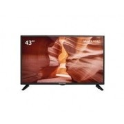 TV Multilaser 43  LED FULL HD 2X HDMI USB S/CONVERSOR - TL023