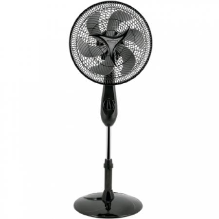 Ventilador Britania 30 Centimetros SIX Turbo Coluna - 033011077 Preto 110 VOLTS