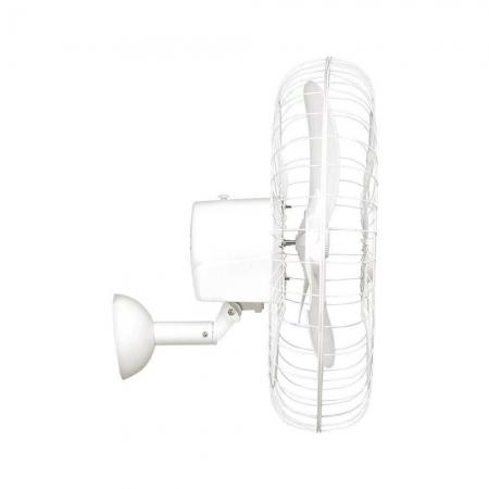 Ventilador de Parede Comercial 60 CM Bivolt NEW Premium Branco Ventisol