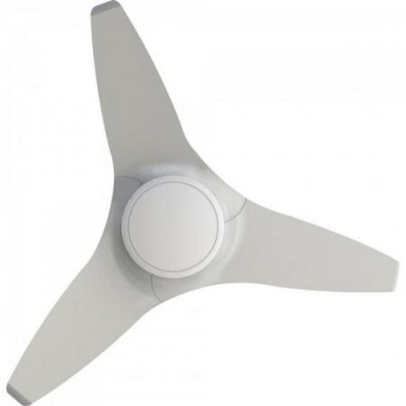 Ventilador de Teto com Controle FLOW Branco Ventisol
