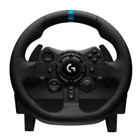Volante Gamer Logitech G923 para PS5, PS4 e PC - 941-000148