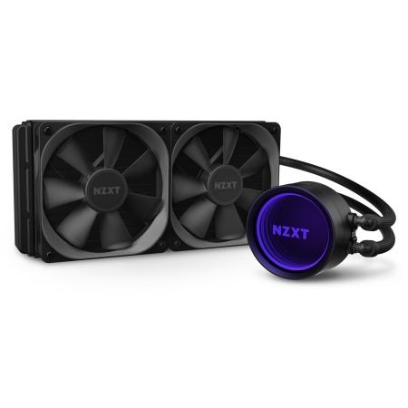 Water Cooler Kraken X53 - 240MM - RGB - RL-KRX53-01